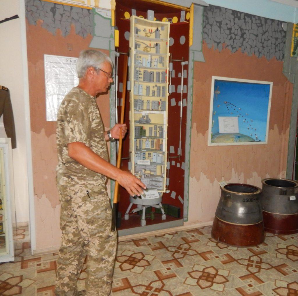 Ucraina a pervomaisk la base nucleare russa della guerra for Piani del centro di intrattenimento della fattoria