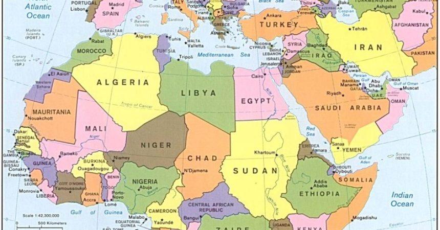 Cartina Fisica Africa Mediterranea.Uno Sguardo In Casa La Dove Finisce Veramente Il Mediterraneo