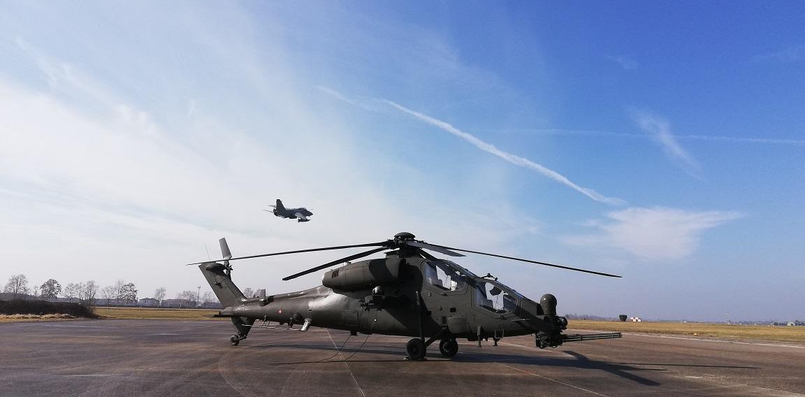 Calendario Aeronautica Militare 2020.Aeronautica Militare Ed Esercito Esercitazione Congiunta