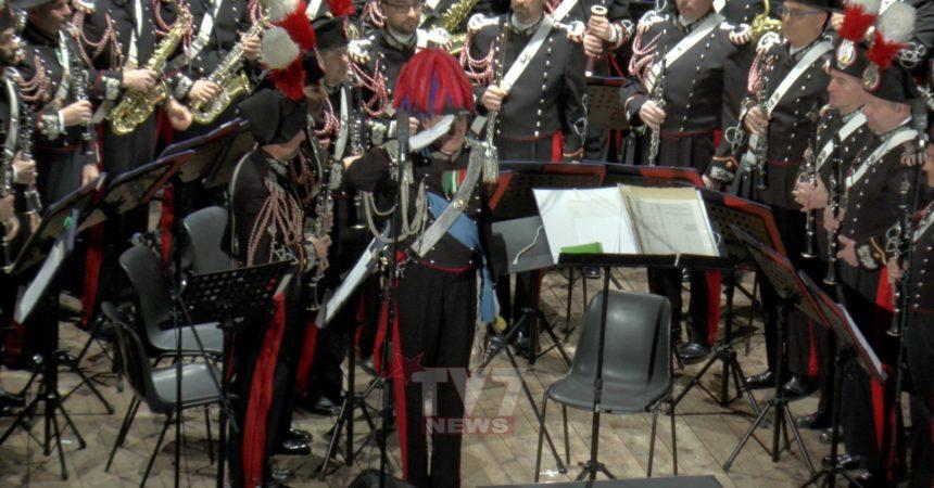 Carabinieri questa sera al senato concerto della banda for Senato della repubblica diretta